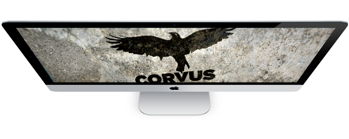 Corvus communiations new website